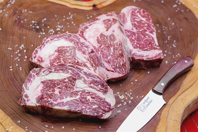 Carnes marmorizadas: o supra sumo do sabor!