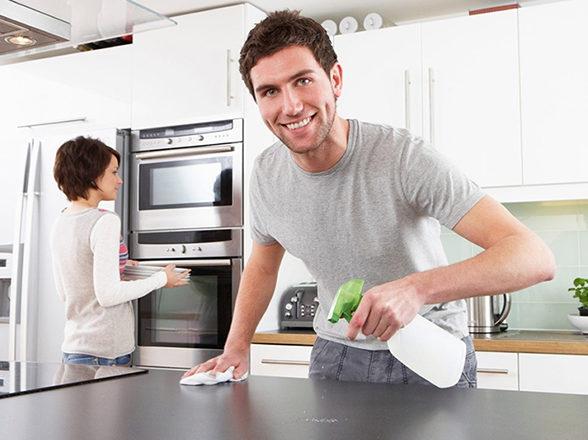 Higiene alimentar dentro do lar
