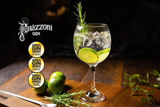Gin brasileiro é premiado como melhor do mundo