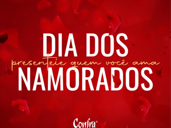 Confira as dicas da Confra para demonstrar seu amor neste Dia dos Namorados