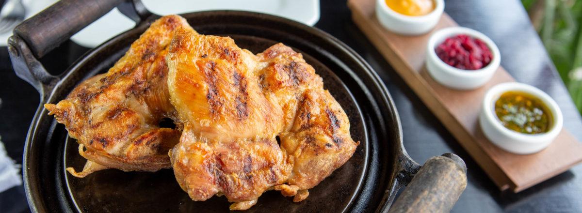 Carnes brancas no churrasco: sabor aliado à saúde
