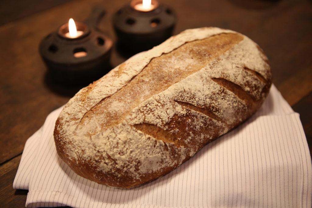 pão reação de maillard