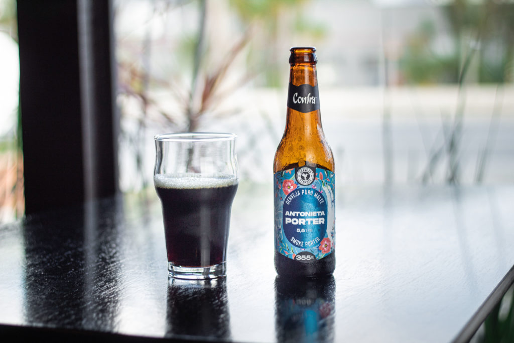 cerveja antonieta porter